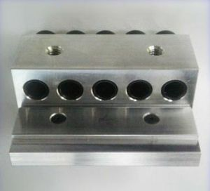 Aluminum CNC Machinery Auto Parts in China pictures & photos
