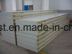 Cold Room PU Board and PU Cold Storage Panel pictures & photos