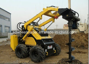 Mini Skid Steer Loader pictures & photos