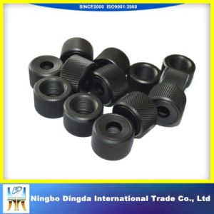 Precision CNC Machining Parts with Knurled pictures & photos