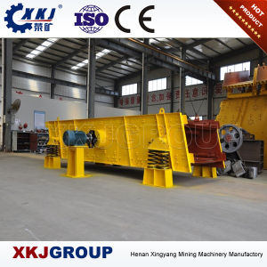 Vibrating Screening Used in Mining, Stone Crushing Line pictures & photos