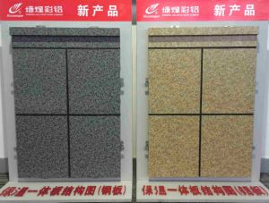 Cladding Curtain Wall Spraying Coating Solid Aluminum Sheet pictures & photos