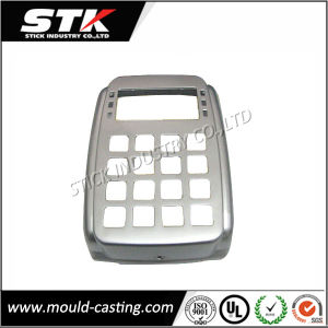 Professional Custom Zinc Die Casting Panel for Electronics Accessories (STK-ZDO0041) pictures & photos