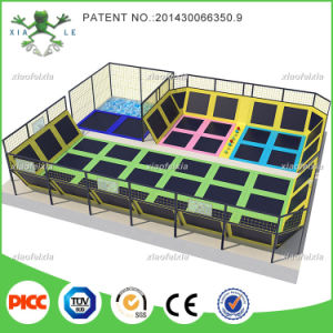 Xiaofeixia Amazing Design Huge Indoor Trampoline Park for Children pictures & photos