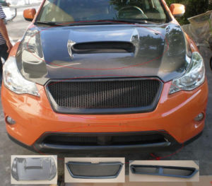 Carbon Fiber Car Parts for Subaru Impreza Xv pictures & photos