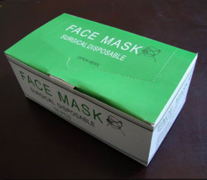 Disposable Face Mask with Earloop pictures & photos