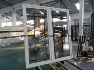 Customized Aluminium Door /Casement Door with Double Glazing pictures & photos