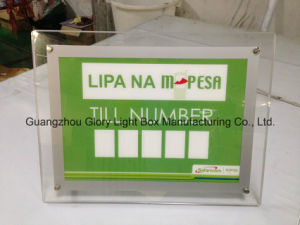 Ultra Indoor Telecom Acrylic Sign pictures & photos