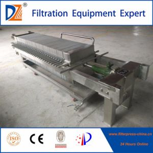 Dazhang Stainless Steel Maple Syrup Filter Press for Sale pictures & photos