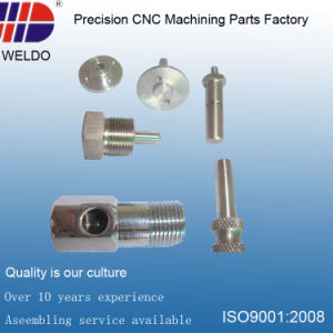Good Quality OEM SUS304 High Precision CNC Lathe Turning Parts pictures & photos
