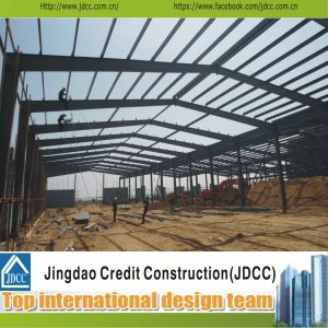 Professional Structural Steel Building Manufacturing Jdcc1052 pictures & photos