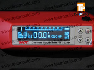 Digital Concrete Test Hammer for Concrete Strength Testing pictures & photos