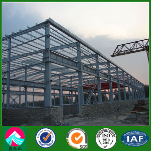 Painted Steel Frame / Steel Structure Building (XGZ-SSW 122) pictures & photos