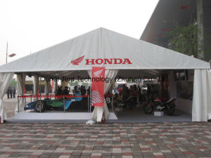 12m X 25m Event Party Exhibition Tent for Product Promotion and Advertisement