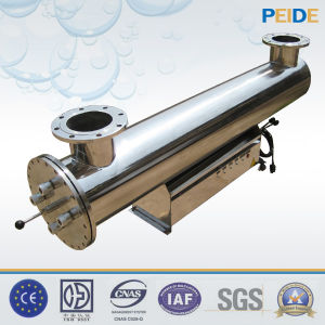 Highly Effective Improve Water Quality UV Disinfection UV Sterilizer pictures & photos