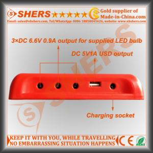 Solar Lighting System 3.7V8000mAh Li-ion Battery pictures & photos