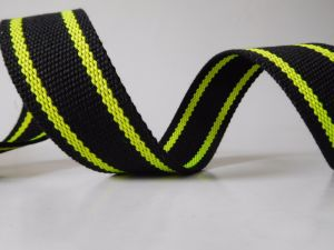 38mm Secondary Color Aramid Fiber Webbing for Fire Safety pictures & photos