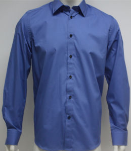 Man′s Oxford Woven Fashion Shirts HD0070