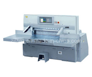 Program Control Paper Cutting Machine (F10 series) pictures & photos