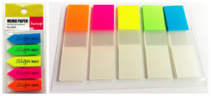 Colorful Pet N Times Sticky Note pictures & photos