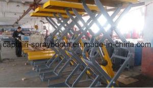Scissor Car Lift/Hoist Underground Type, Wheel Alignment pictures & photos