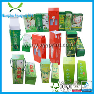 Logo Printed Wholesale Paper Candle Packaging Boxes pictures & photos