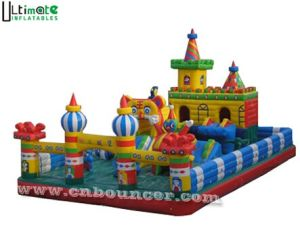 Best Selling Kids Inflatable Playground