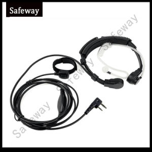 Walkie Talkie Throat Mic with Extendable Neckband pictures & photos