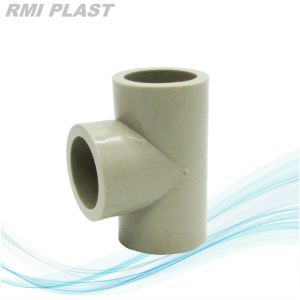Pph Pipe Fitting PP Tee pictures & photos