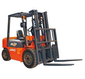 2ton Diesel Forklift Truck with Japan Engine pictures & photos
