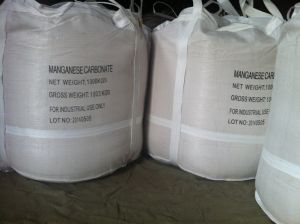 Electron grade Manganese Carbonate prices pictures & photos