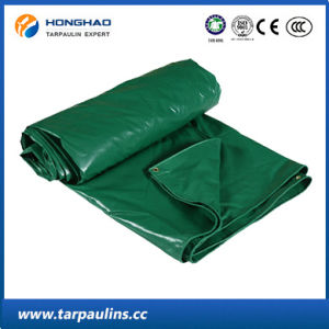 Heavy Duty Coated PVC Waterproof Tarpaulin/Tarp for Cover pictures & photos