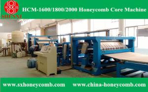 Hcm-1800automatic Honeycomb Core Machine pictures & photos
