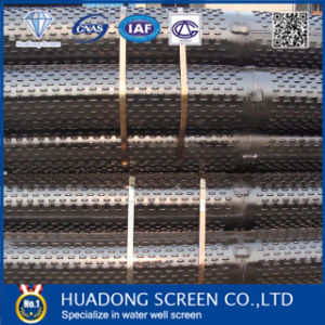Bridge Slot Screen/Carbon Steel Screen/Stainless Steel Water Well Screen/Oil Well Filter pictures & photos