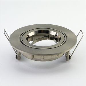 Die Casting Aluminum GU10 MR16 Round Tilt Recessed LED Down Light (LT1300) pictures & photos