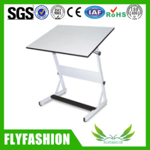 Student Furniture White Color Design Drawing Table (CT-27) pictures & photos
