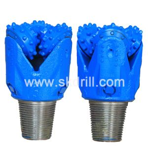 Rotary Bit with Tungsten Carbide Insert Teeth Type