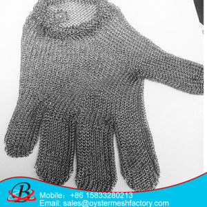 Good Price Steel Mesh Gloves Home Depot of China pictures & photos