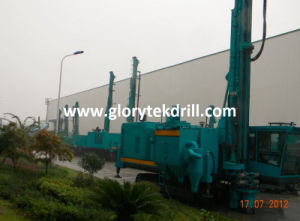 165C Frame-Type Air Compressor Built-in DTH Drilling Rig pictures & photos