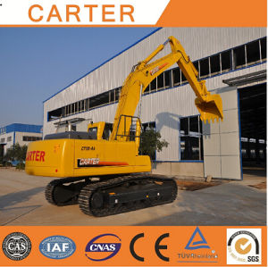 CT460-8A Multifunction Hot Sales Hydraulic Crawler Backhoe Excavator pictures & photos