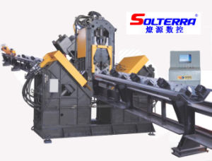 Transmission and Telecommunication Tower Equipment-CNC Angle Bar Drilling Machine Apl2532