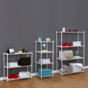 Metal Chrome Livingroom Rack (CJ-B0002) pictures & photos