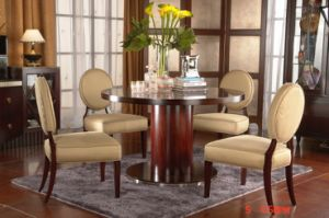 Hotel Restaurant Furniture Sets/Dining Chair and Table/Banquet Chair and Table (JNCT-011) pictures & photos
