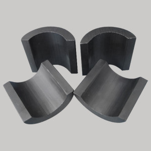 Permanent Hard Ferrite Cylinder Magnet (UNI-Ferrite-io2) pictures & photos