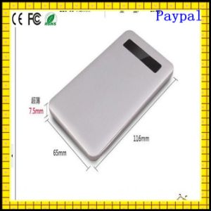 Hot Sale Best Price Slim 2600mAh Portable Power Bank (GC-PB014) pictures & photos