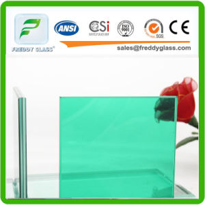 8.38mm Laminated Glass/Triplex Glass/Sandwich Glass/Pair Glass/Safety Glass with Grey PVB pictures & photos