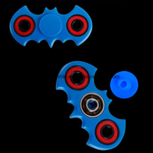 Solid Color Fidget Spinner Hand Spinner Finger Spinner Toys EDC Tri Digit Air Premium ABS Spinners pictures & photos