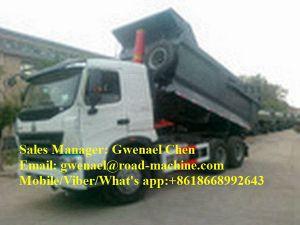 Sinotruck HOWO A7 10 Wheels 6X4 Dump Truck