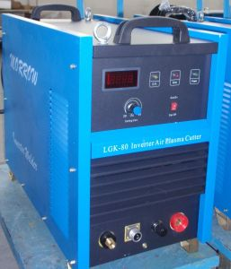 IGBT Inverter Gas Plasma Cutting Machine (LGK-80) pictures & photos
