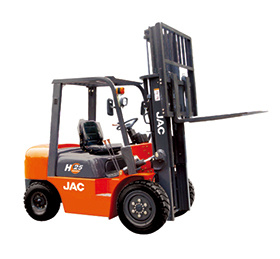 2.5ton Diesel Forklift with Side Shifter pictures & photos